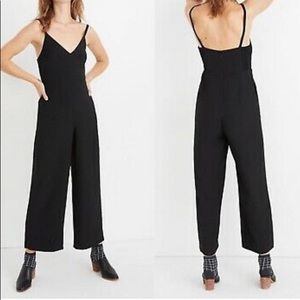 Madewell Camisole Jumpsuit NEW